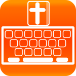 Lookup Bible verses from your keyboard.